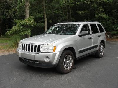 Used 2005 Jeep Grand Cherokee Laredo