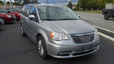 Used 2013 Chrysler Town & Country Touring-L
