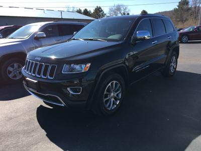 Used 2014 Jeep Grand Cherokee Limited
