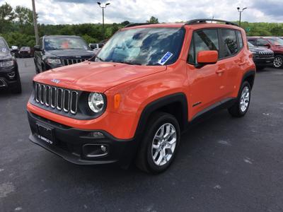 Used 2015 Jeep Renegade Latitude