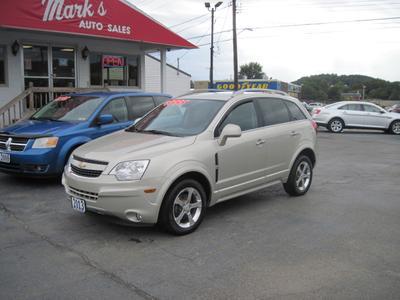 Used 2013 Chevrolet Captiva Sport LT