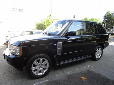 Used 2006 Land Rover Range Rover HSE