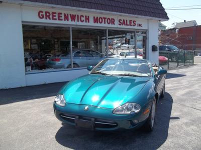 Used 1997 Jaguar XK8