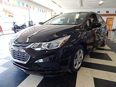 Used 2016 Chevrolet Cruze LS Auto