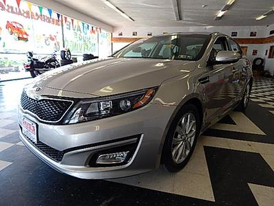 Used 2015 Kia Optima LX