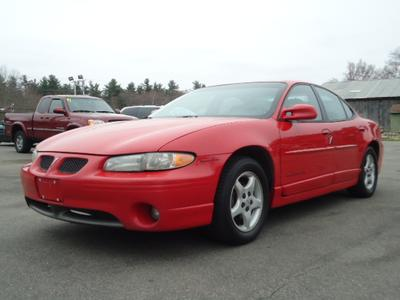 Used 1998 Pontiac Grand Prix GT