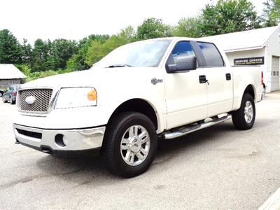Used 2007 Ford F-150 Harley-Davidson Edition