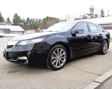 Used 2013 Acura TL 3.5