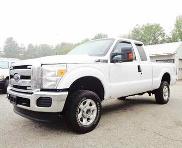 Used 2015 Ford F-250 XLT