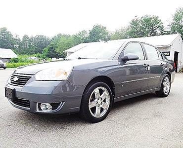 Used 2007 Chevrolet Malibu LTZ