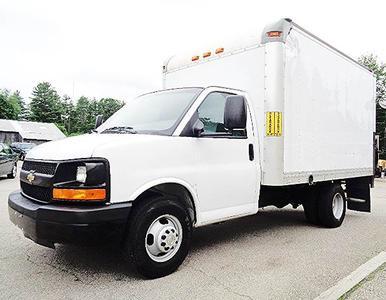 Used 2012 Chevrolet Express 3500 Work Van