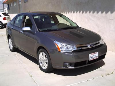 Used 2011 Ford Focus SEL