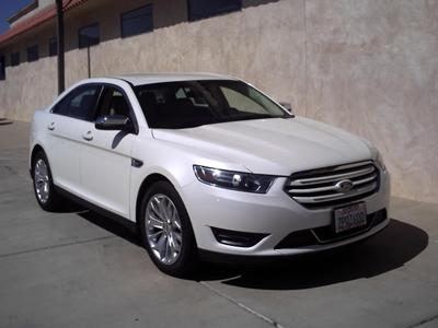 Used 2016 Ford Taurus Limited