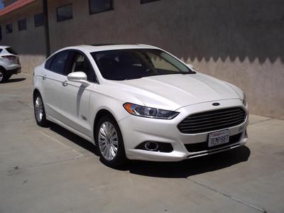 Used 2014 Ford Fusion Energi Titanium