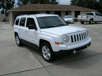 Used 2012 Jeep Patriot Limited