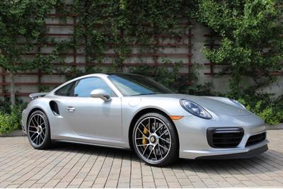 New 2017 Porsche 911 Turbo S