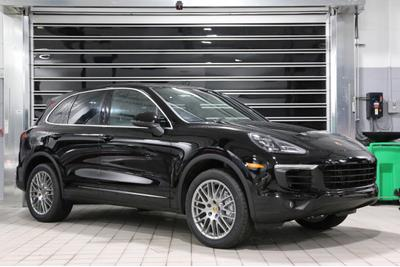 New 2017 Porsche Cayenne S