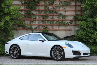 New 2017 Porsche 911 Carrera