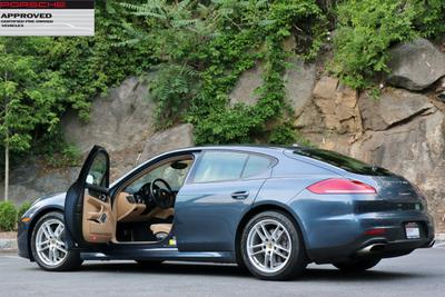 Certified 2015 Porsche Panamera 4