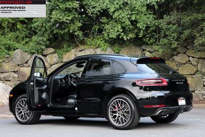 Certified 2015 Porsche Macan Turbo