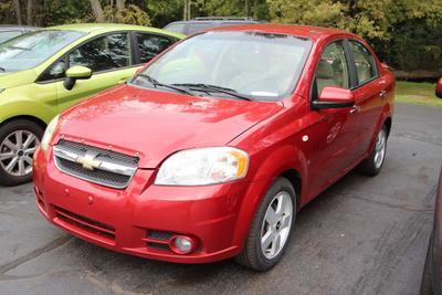 Used 2008 Chevrolet Aveo LT