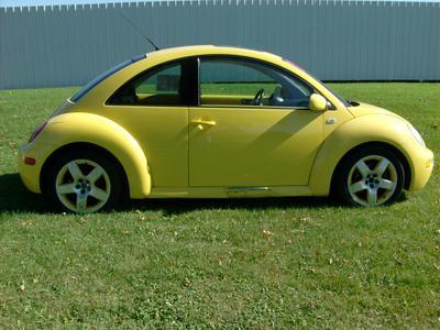 Used 2002 Volkswagen New Beetle GLS 1.8T