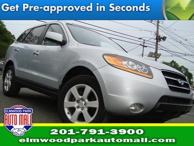Used 2009 Hyundai Santa Fe Limited