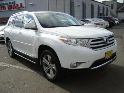 Used 2011 Toyota Highlander