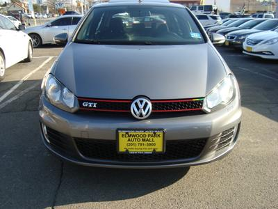 Used 2010 Volkswagen GTI 4-Door