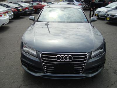 Used 2012 Audi A7 3.0T Prestige quattro