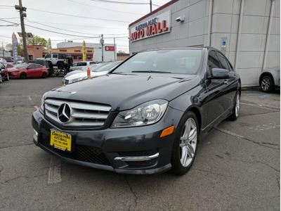Used 2013 Mercedes-Benz C300 4MATIC