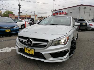 Used 2014 Mercedes-Benz CLA45 AMG 4MATIC