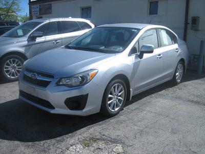 Used 2012 Subaru Impreza 2.0i Premium