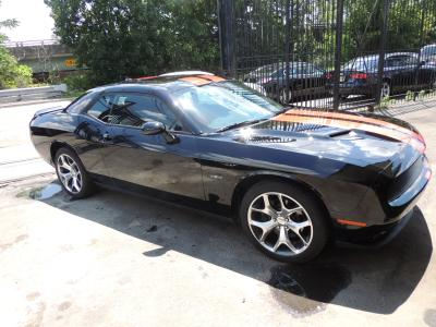 Used 2015 Dodge Challenger R/T Plus