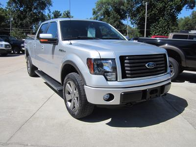 Used 2012 Ford F150 FX4