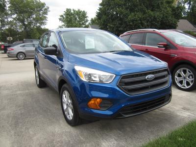 New 2017 Ford Escape S