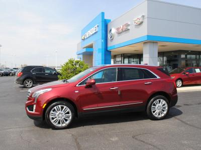 New 2017 Cadillac XT5 Premium Luxury