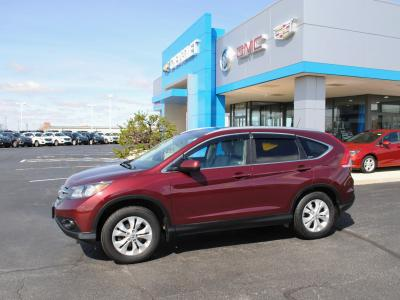 Used 2012 Honda CR-V EX-L