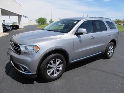 Used 2016 Dodge Durango Limited