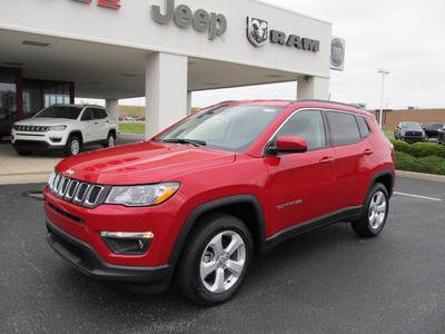New 2017 Jeep New Compass Latitude