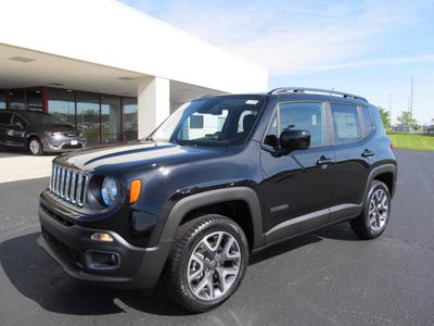 New 2017 Jeep Renegade Latitude