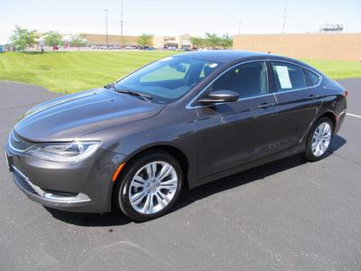 Used 2015 Chrysler 200 Limited