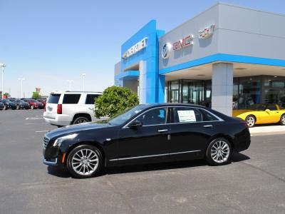 New 2018 Cadillac CT6 3.6L Luxury
