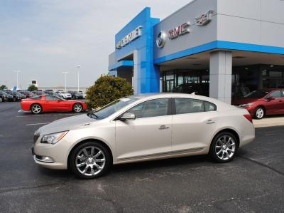 Used 2014 Buick LaCrosse Leather
