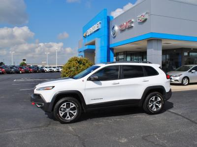 Used 2017 Jeep Cherokee Trailhawk