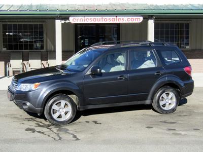Used 2012 Subaru Forester 2.5X