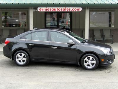 Used 2011 Chevrolet Cruze LT
