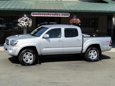 Used 2009 Toyota Tacoma Double Cab