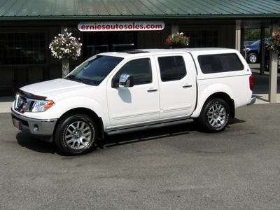 Used 2013 Nissan Frontier SL