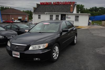 Used 2006 Hyundai Azera Limited